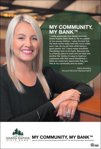 My Community My Bank