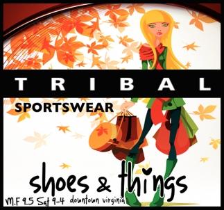 Tribal Sportswear