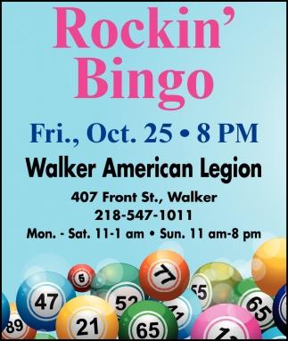 Rockin' Bingo