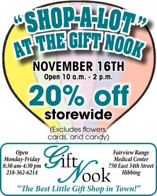 Shop-A-Lot