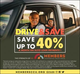 Drive & Save