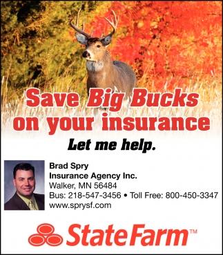 Save Big Bucks