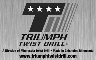 Minnesota Twist Drill