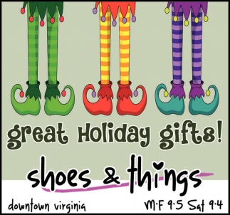 Great Holiday Gifts!