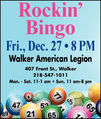 Rockin' Bingo.