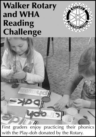 Kindergarten's Goal For The Rotary