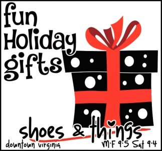 Fun Holiday Gifts