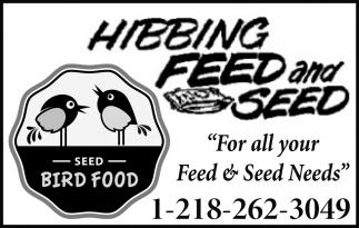 Seed Bird Food