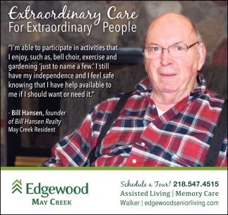Extraordinary Care