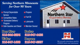 Serving Northern Minnesota For Over 90 Years