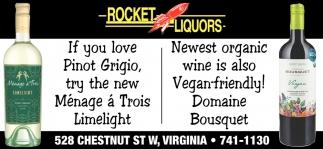 Newest Organic Wine Is Also Vegan Friendly!