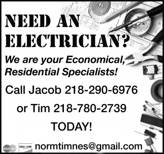 Need An Electrician?