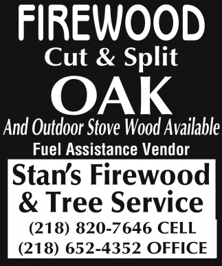 Cut & Split Oak