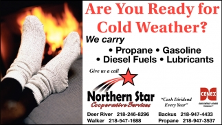 Are You Ready For Cold Weather?