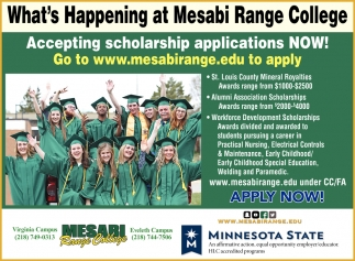 What's Happening At Mesabi Range College