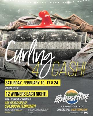 Curling 4 Cash