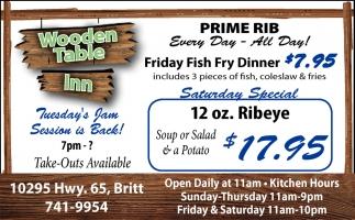 Prime Rib