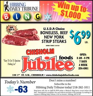 Chisholm Jubilee Foods