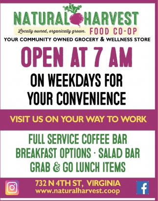Open At 7 Am