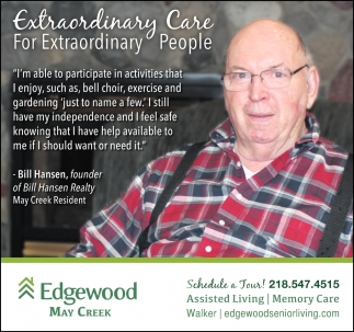 Extraordinary Care Hor Extraordinary People