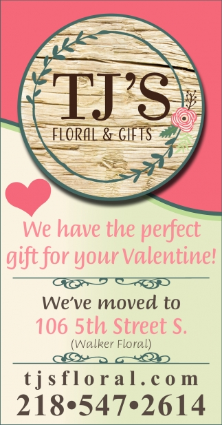 We Have The Perfect Gift For Your Valentine!