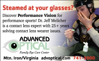 Steemed At Your Glasses?