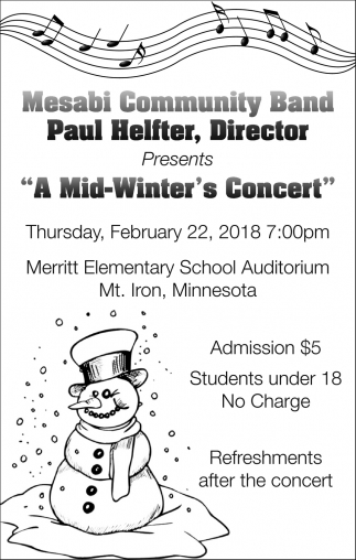A Mid-Winter's Concert