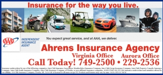 Insurance For The Way You Live