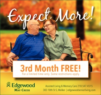 3rd Month Free!