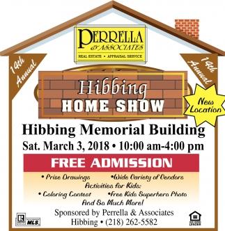 Hibbing Home Show
