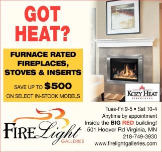 Got Heat?