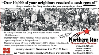 Serving Northern Minnesota For Over 95 Years