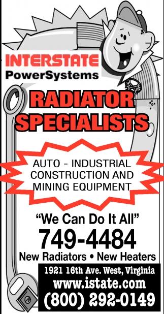 Radiators Specialists