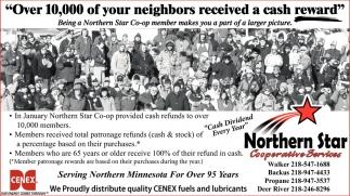 A Cash Reward