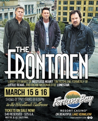 The Frontmen