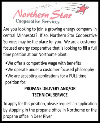 Are You Looking To Join A Growing Energy Company?