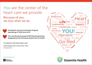You Are The Center Of The Hearth Care We Provide