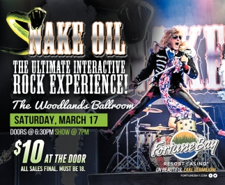 The Ultimate Interactive Rock Experience!