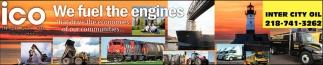 We Fuel Engines