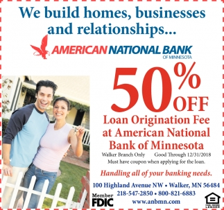 We Build Homes, Businesses And Relationships...