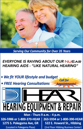 Free Hearing Consultations