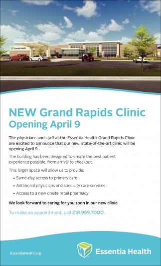 New Grand Rapids Clinic