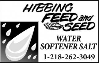 Water Softener Salf