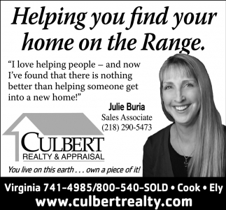 Helping You Find Your Home