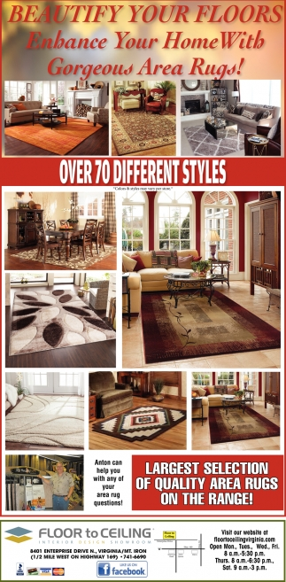 Beautify Your Floors