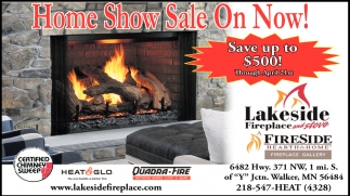 Home Show Sale