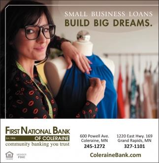 Build Big Dreams