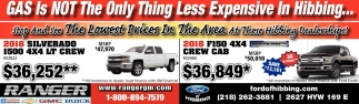 Less Expensive In Hibbing...