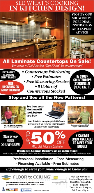 Stop And See All The New Patterns!