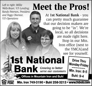 Meet The Pros!